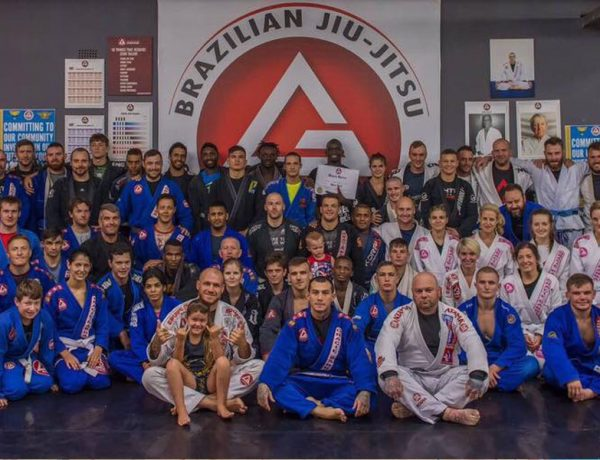The Girls of Brazilian Jiu-Jitsu