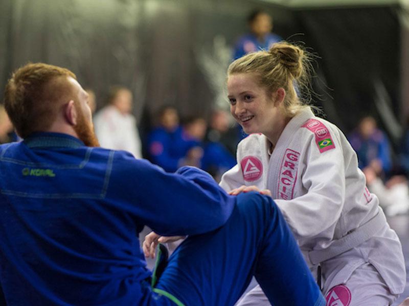 The Girls of Brazilian Jiu-Jitsu