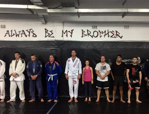 I tried a week of Brazilian Jiu-Jitsu