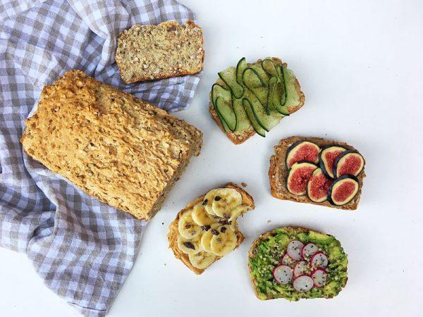 Muesli Bread Recipe + Stop Motion
