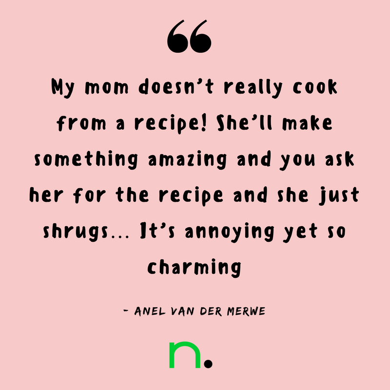 My Mother's Best Recipe - Anel-Van-de-merwe