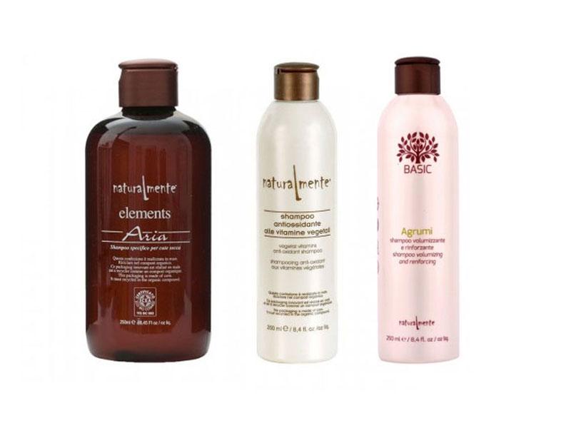 May Shopping Guide: Minimalism - Naturalamente's range of shampoo