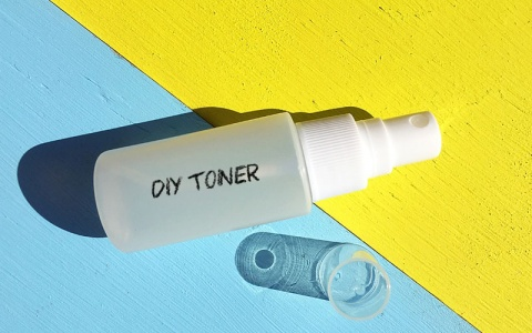 I tried DIY toner