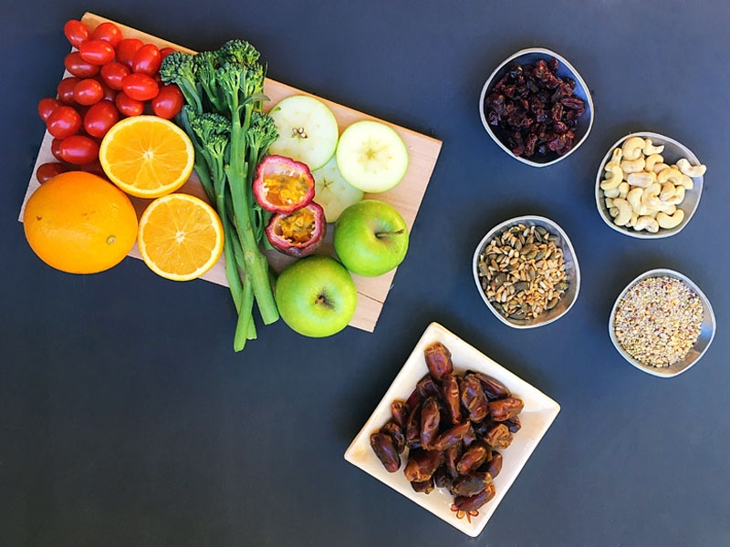 The Ingredients Megan of Gypsy Kitchen always has to whip up Healthy Treats