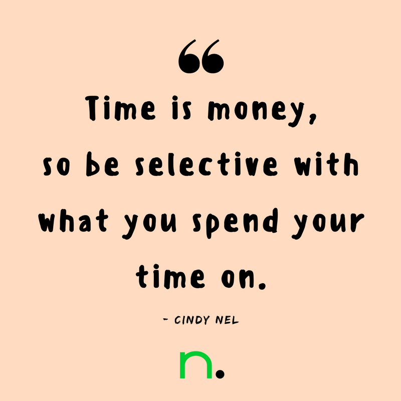 4 Entrepreneurs on how they budget time and money - Cindy Nel