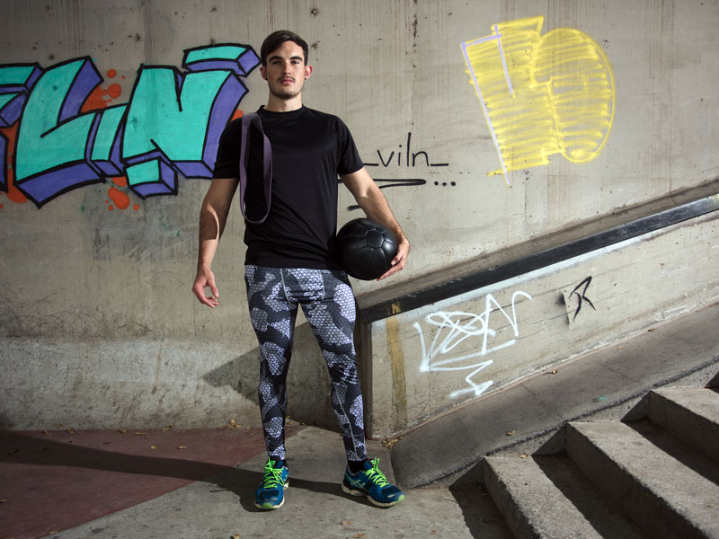 6 Personal Trainers share their Best Exercise Move - Geoff Ames