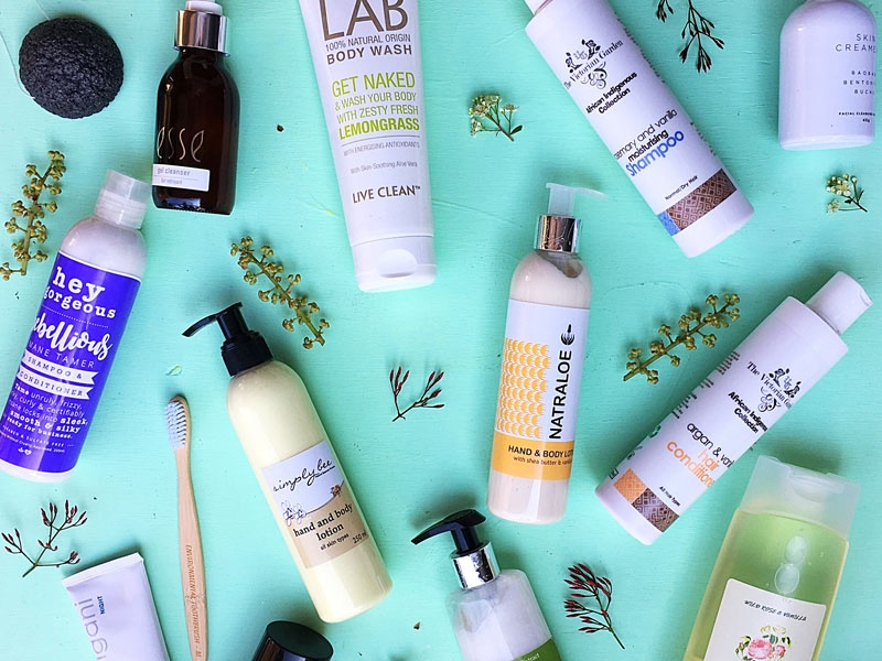 Tried and Tested, switch to Natural Beauty with the Buys we love