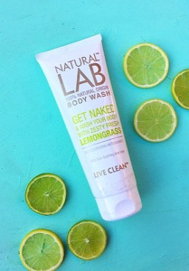 Green Beauty - Natural Lab Body Wash