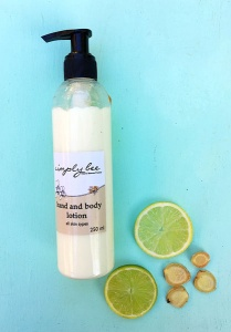 Natural Beauty - Simply Bee Body Lotion