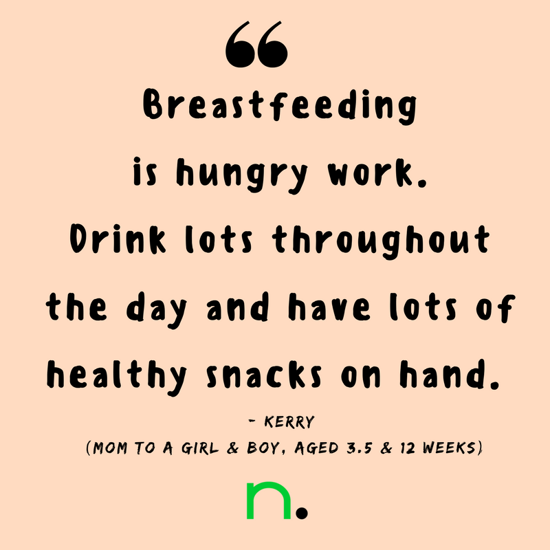 Kerry's Breastfeeding Tips