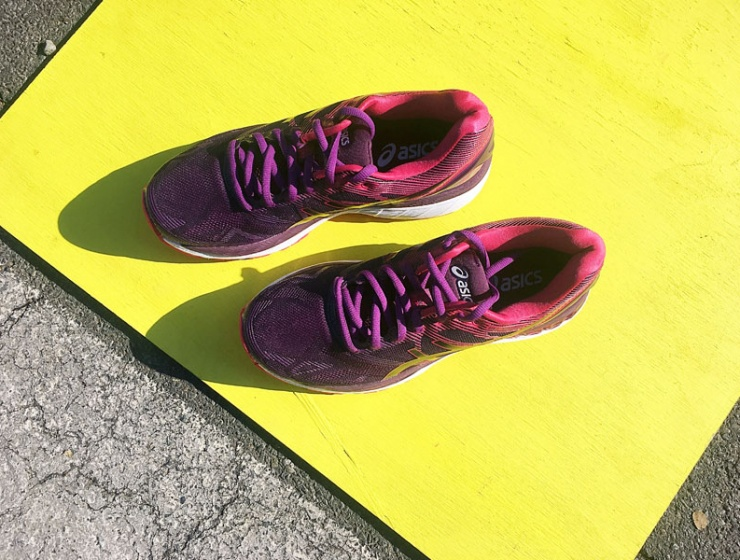 Nutreats reviews: The ASICS GEL NIMBUS 19