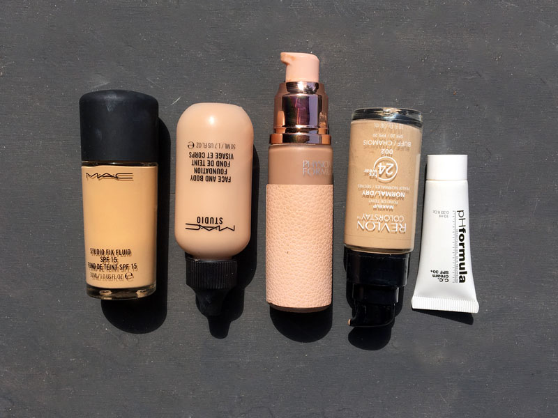 The Best Natural Looking Foundation