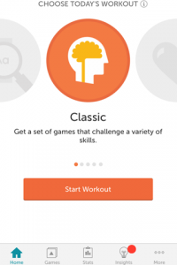 Lumosity Brain Training