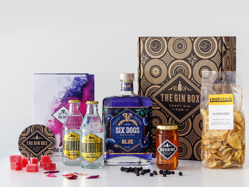 WIN! A One Month Gin Box Subscription
