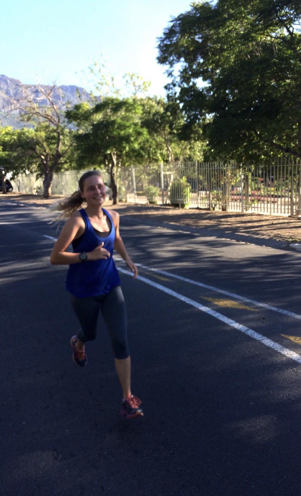 Running Tips from Everyday Runners - Dev Basson