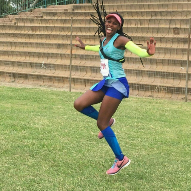 Running Tips from Everyday Runners - Mpho Mataung