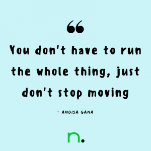 Running Tips from Everyday Runners - Andisa