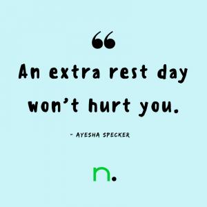 Running Tips from Everyday Runners - Ayesha