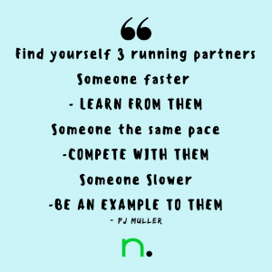 Running Tips from Everyday Runners - PJ