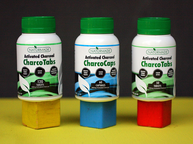 The Ultimate Guide to Activated Charcoal - Naturmade Activated Charcoal Charco Tab