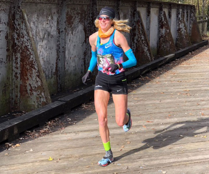 How endurance athletes push past the wall - Camille Herron
