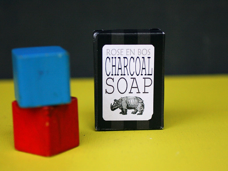 The Ultimate Guide to Activated Charcoal - Rose en Bos Charcoal Soap