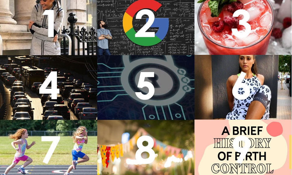 9 Things to Know this week (22 December 2017)