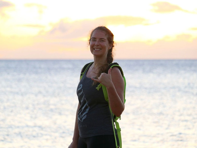 Catching Up with Claire McFarlane of Footsteps To Inspire