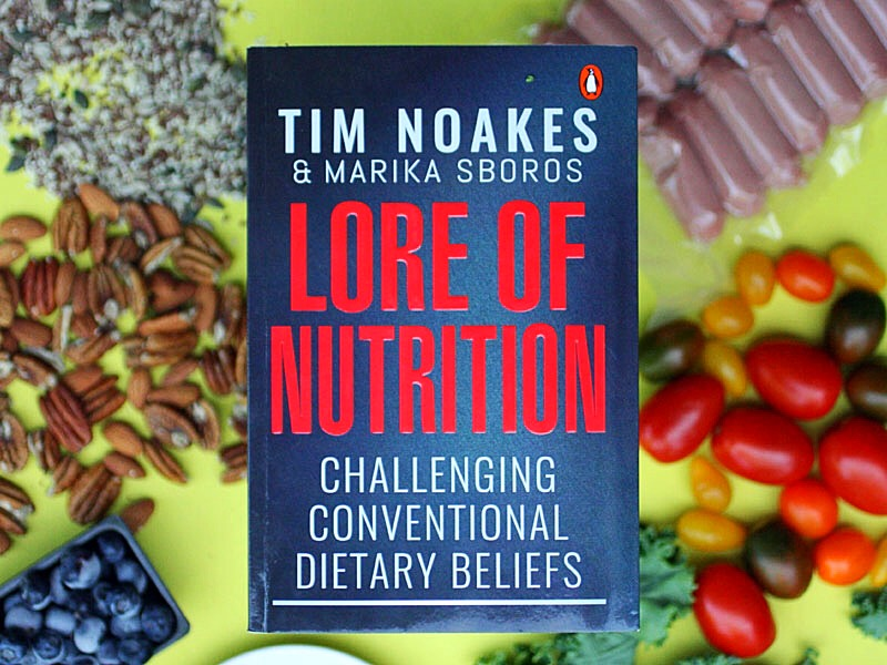 The Lore of Nutrition, LCHF, Social Media, and other conversations with Tim Noakes and Marika Sboros