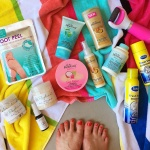 How to Achieve Summer all year long - Scholl Moisturizer