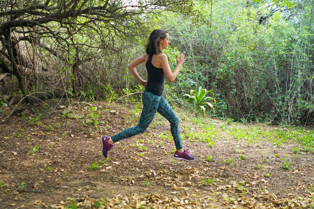 I tried a Guided Mindful Run and it was anything but Mindful