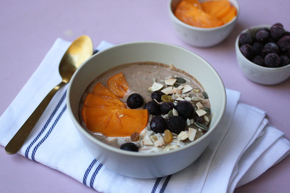 Probiotic Overnight Oats