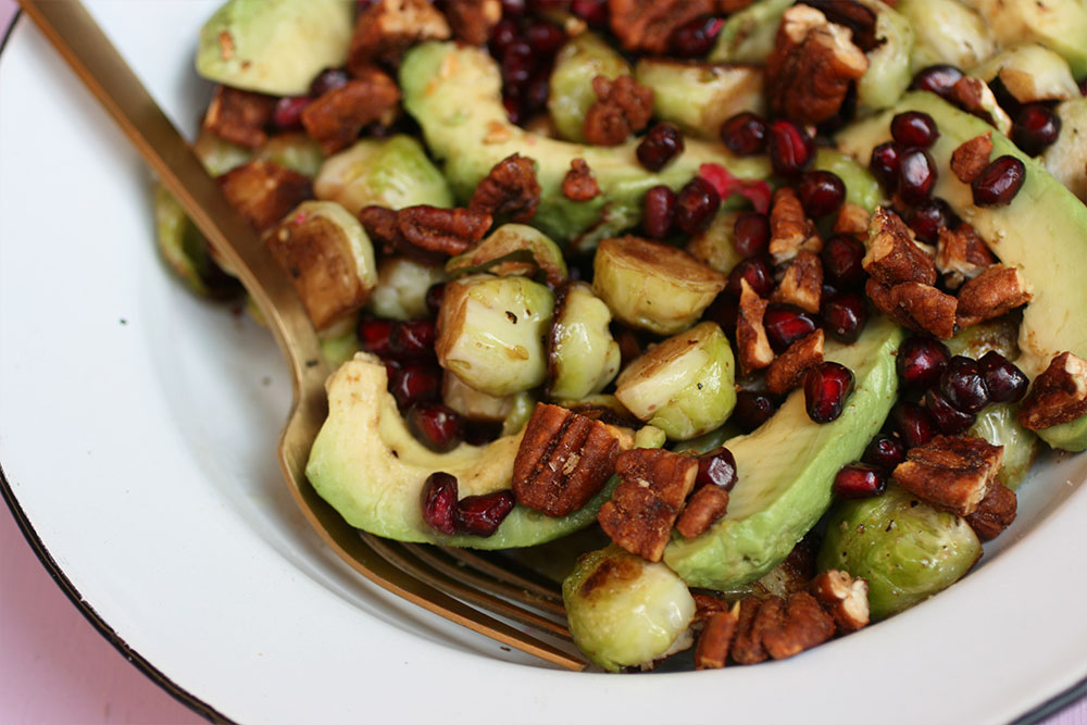 Our favourite Brussel Sprout Salad