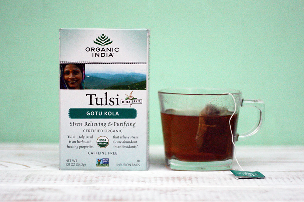 Are Healing Teas worth their Price? We tried them out - Tulsi Gotu Kola