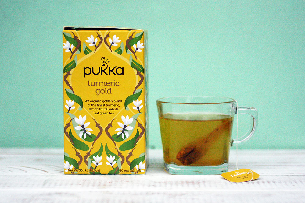 Are Healing Teas worth their Price? We tried them out - Pukka Turmeric Gold