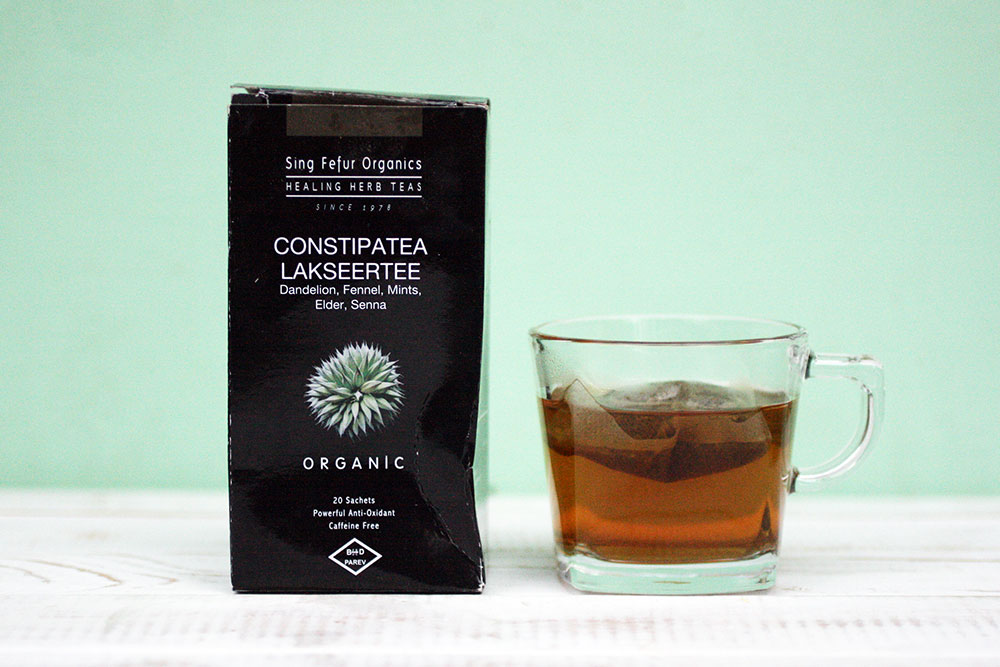 Are Healing Teas worth their Price? We tried them out - Constipation tea