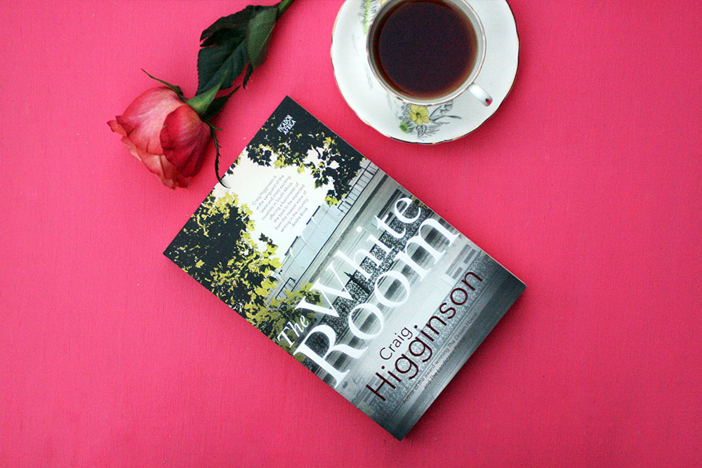 The White Room by Craig Higginson + Giveaway
