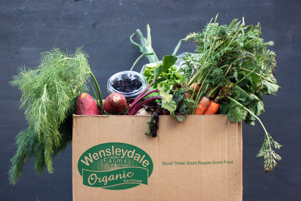 The Best Fresh Produce Delivery Services in Johannesburg - Wensleydale Farm