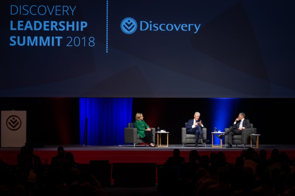 Notes from the 2018 Discovery Leadership Summit