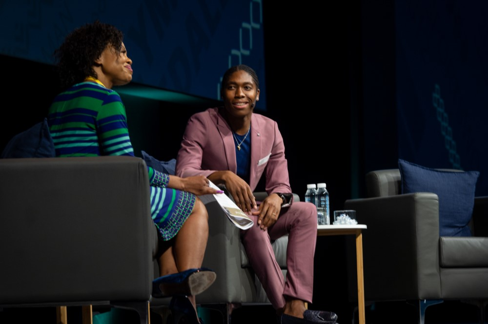 Notes from the 2018 Discovery Leadership Summit - Caster Semenya