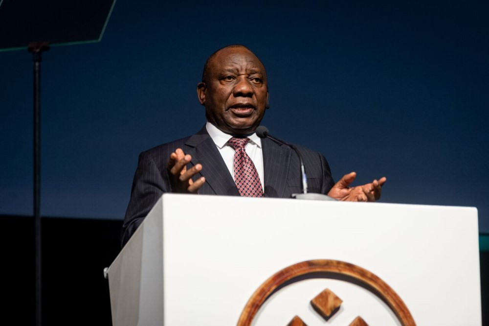 Notes from the 2018 Discovery Leadership Summit - Cyril Ramaphosa