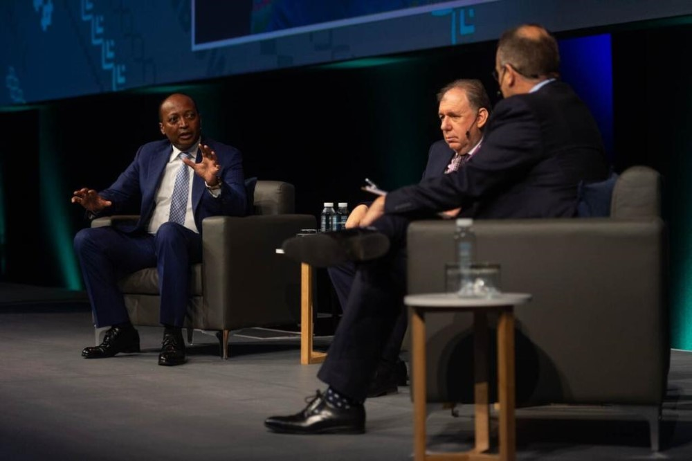 Notes from the 2018 Discovery Leadership Summit - Dr Patrice Motsepe and Stephen Koseff