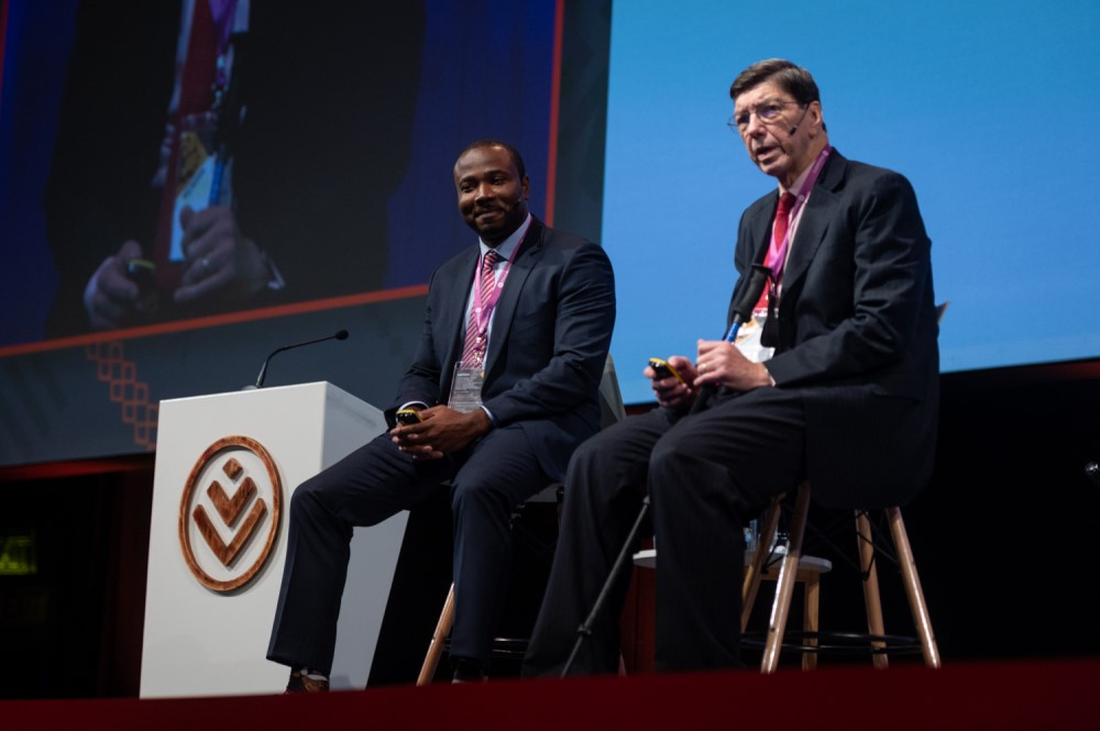 Notes from the 2018 Discovery Leadership Summit - Dr Patrice - Omojo and Christensen