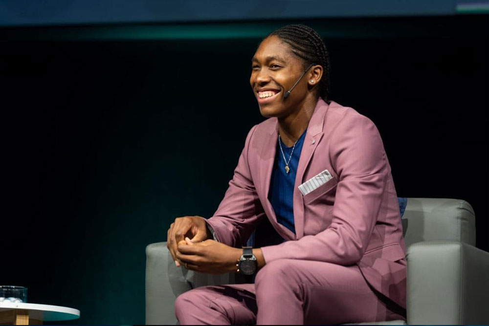 Caster Semenya on Self-Love, Knowing Your Worth and Fighting the IAAF