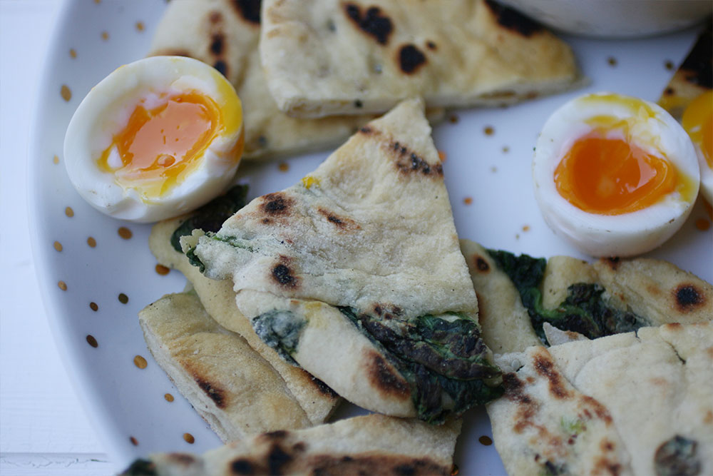 Brunch Flatbread Platter