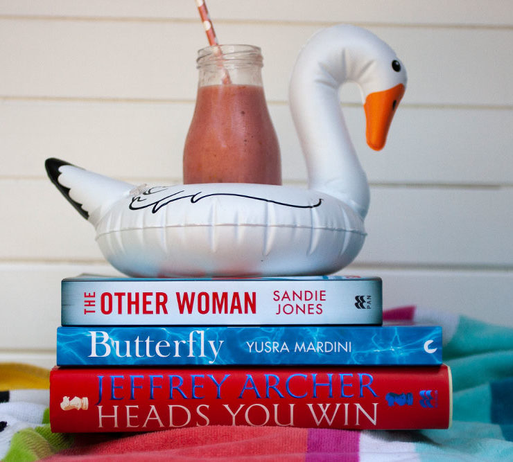 A Summer Reading List you Could Win!
