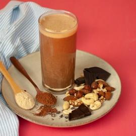 Adaptogenic Chocolate Mylk