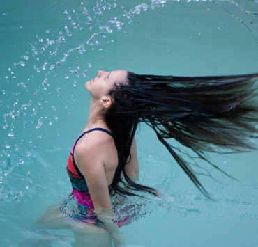 How we Swim Proof Our Hair