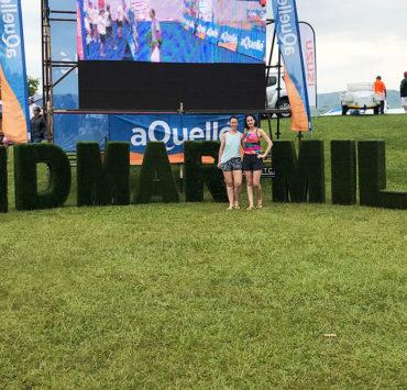 A Midmar Mile Race Diary 1