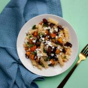 Roasted Vegetable Pasta Salad
